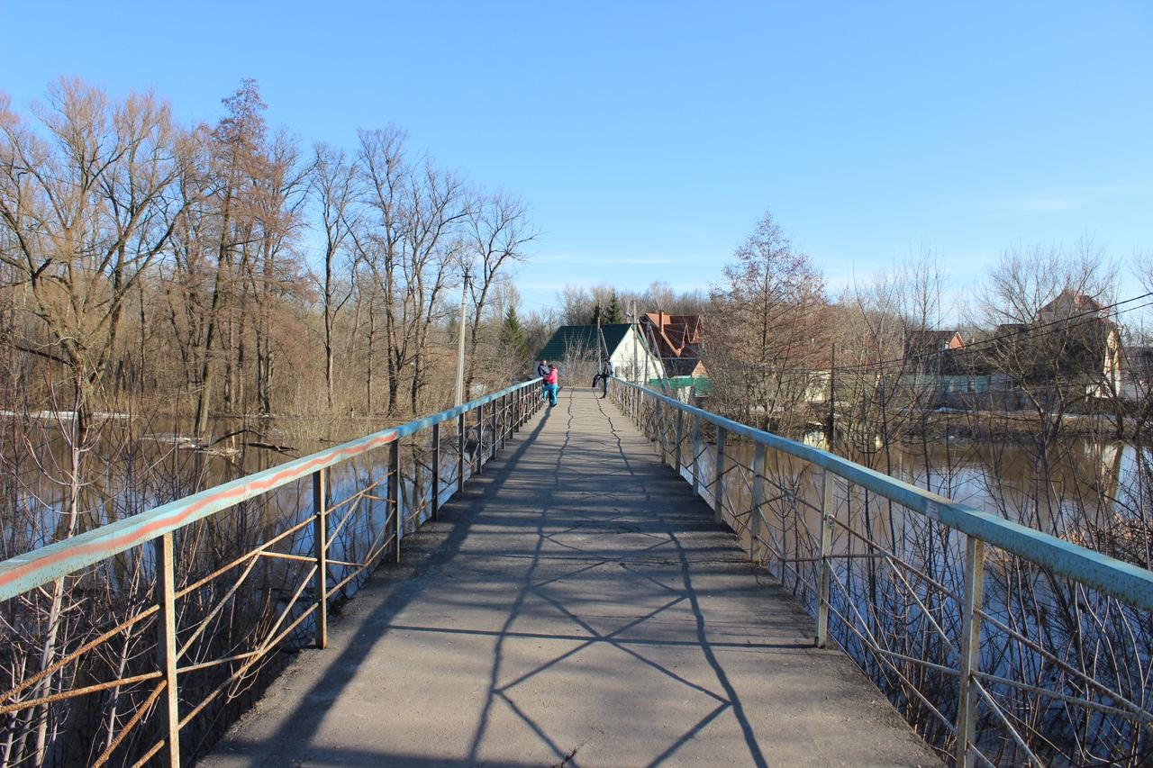 Военные инженеры помогут в строительстве низководных мостов в Курске