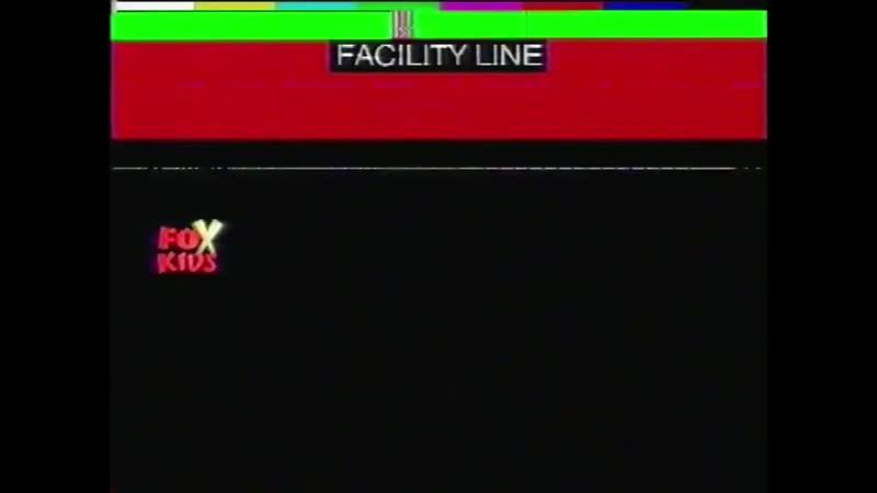 Технические неполадки Fox Kids 2002