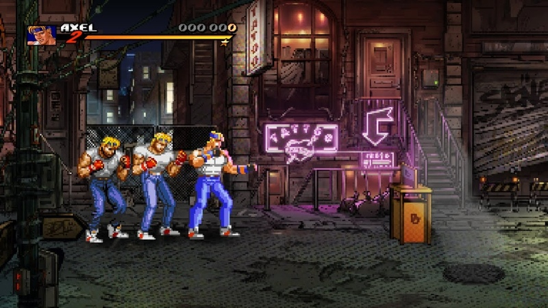 Streets Of Rage 4 - Stage 1 Theyre Back (Streets Of Rage 1 2 3 Remix)