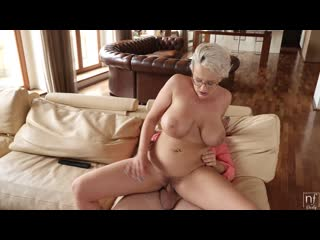 [NFBusty] Angel Wicky - Slip Into Something - All Sex, Blonde, Tits Job, Big Tits, Big Areolas, Big Naturals, Blowjob