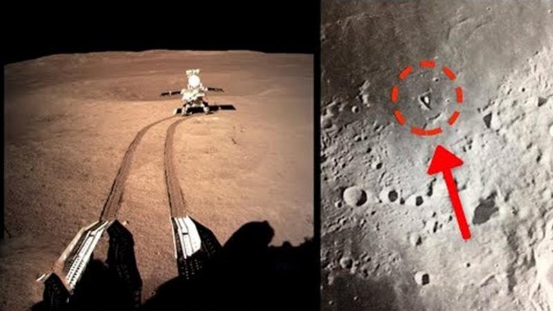Китай приземлился на ОБРАТНОЙ стороне луны что они там обнаружили
