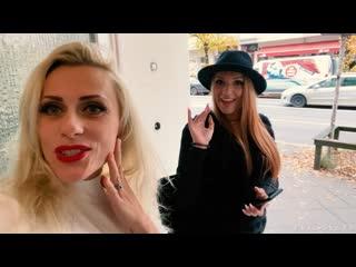 5 Alysa Gap, Jolee Love, Brittany Bardot, Megan Inky / Я Чертовски Люблю Берлин ДП [2020, DP, Gangbang, Group, HD 1080p]