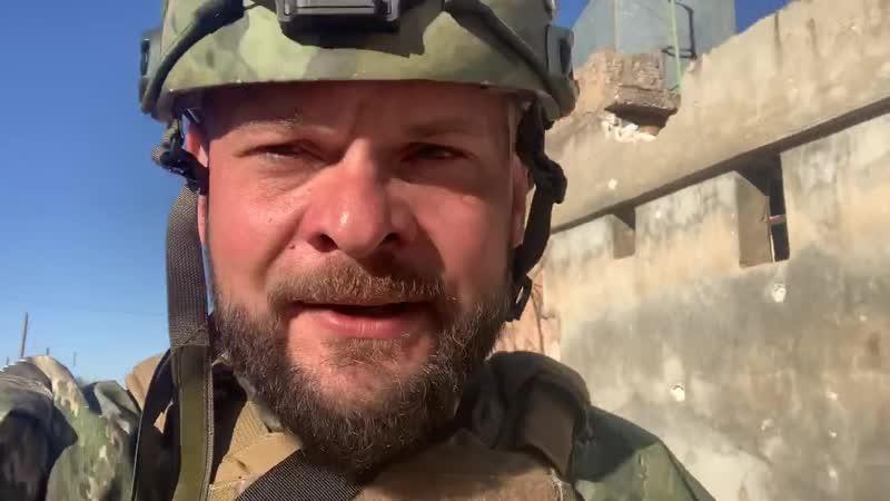 Военкор Евгений Поддубный из Джабаса об обстановке на фронте