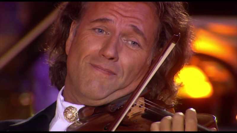 FULL DVD - Romantic Paradise (Live in Italy) - André Rieu
