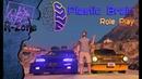 GTA5 Plastic RolePlay ОБЗОР R-Zone Game TV игры прохождения на русском gta 5 rp