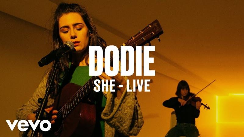 Dodie - She (Live) | Vevo DSCVR