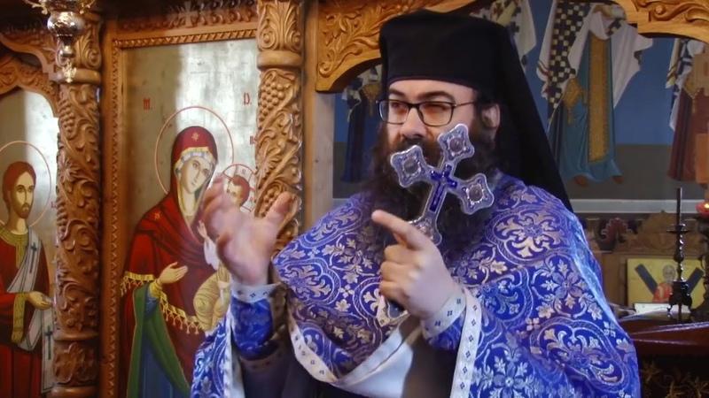 Mesajul ALARMANT de PASTI al Parintelui Macarie Banu Antrenati-va pentru vremea catacombelor! AMIN