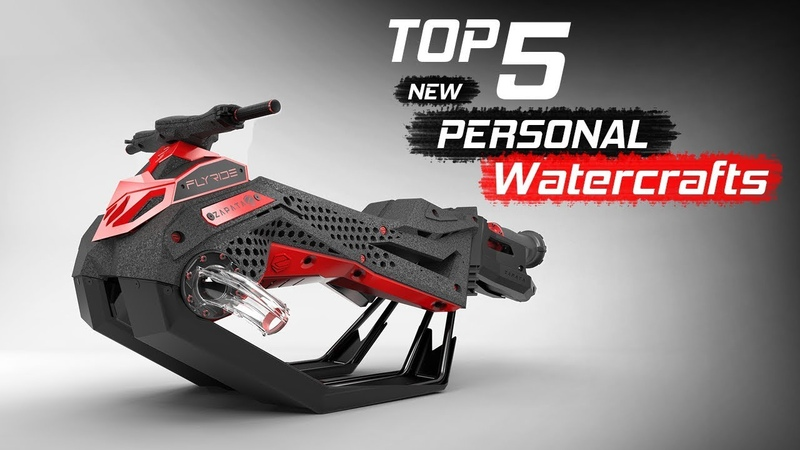 Top 5 New Personal Watercraft Inventions Available In 2019