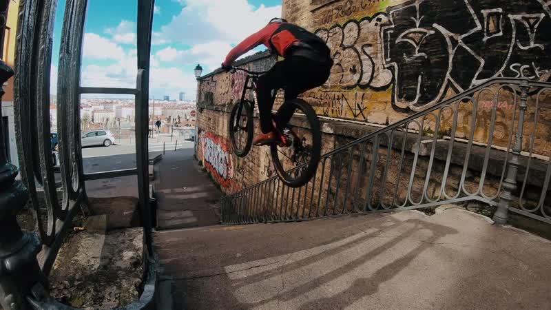 Urban Freeride Lives 3 Fabio Wibmer