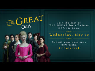 The Great | Live Q&A with the Cast