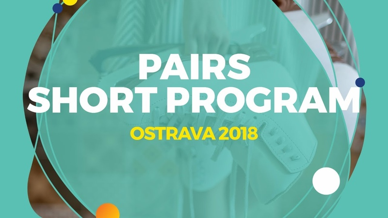 Kostiukovich Polina Ialin Dmitrii (RUS) | Pairs Short Program | Ostrava 2018