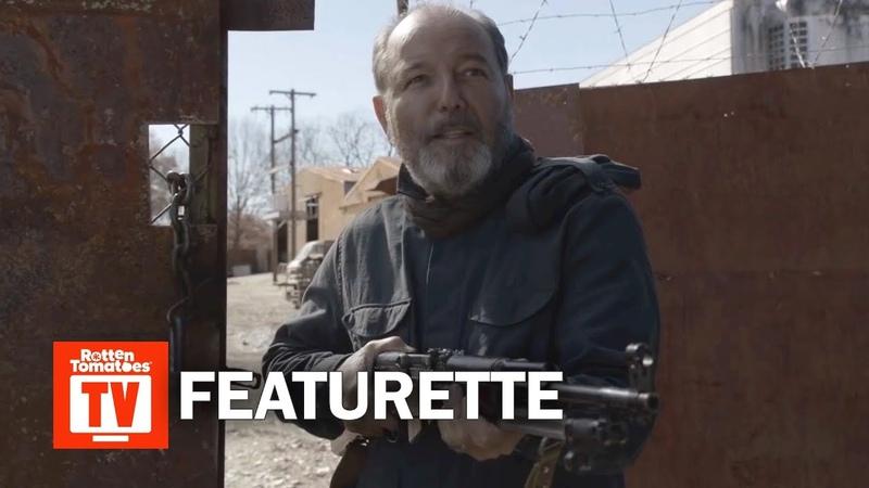Бойтесь ходячих мертвецов: Сезон 5 | Фичуретка: A Look Inside Season 5