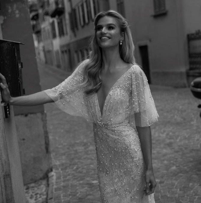 Julie Vino bridal Bellagio 2020