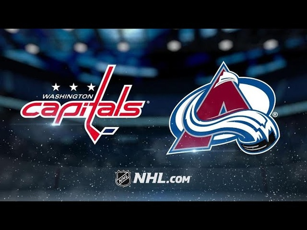 Washington Capitals vs Colorado Avalanche Feb 13 2020 Game Highlights NHL 2019 20 Обзор