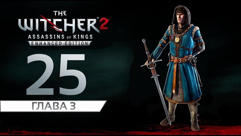 Прохождение The Witcher 2 Assassins of Kings Граф Маравель Рacta Sunt Плоть от Плоти 25