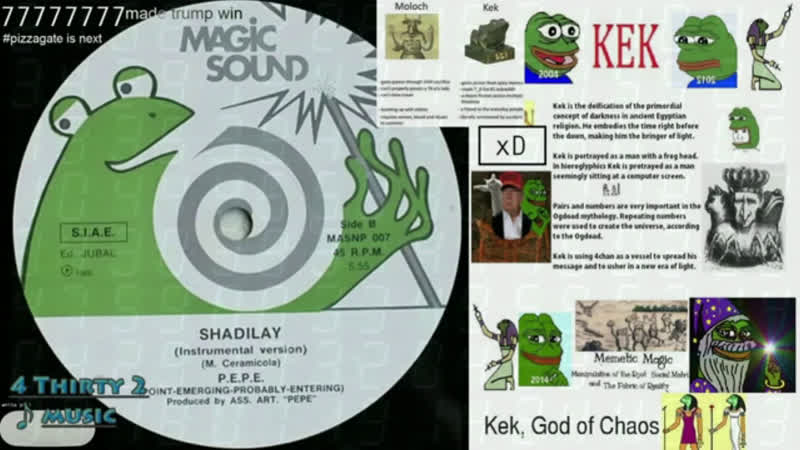 PastorShadilay WatchPArty The MG Show 246 5 20 20 It's a marathon not a sprint QAnon