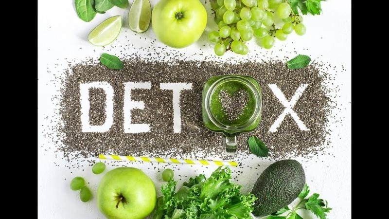 Алена Вожакова очищение кишечника и печени антипаразитарная программа снижение веса detox