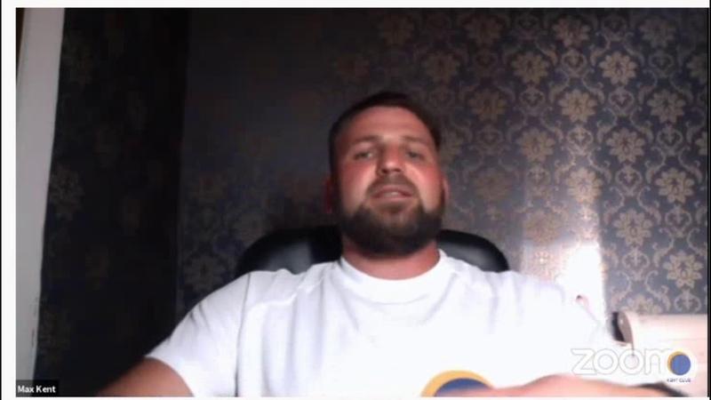 Максим Сизов Клуб Кент О положении дел в клубе