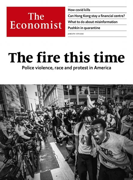 The Economist USA 06.6.2020