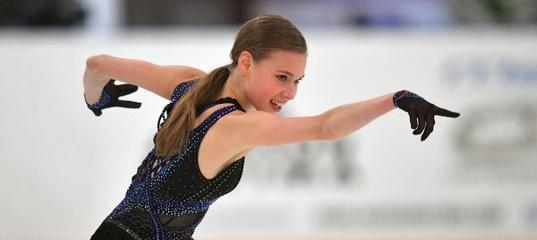 Фигуристка из Нижнего Тагила Майя Хромых заняла третье место на этапе Кубка России в Сызрани