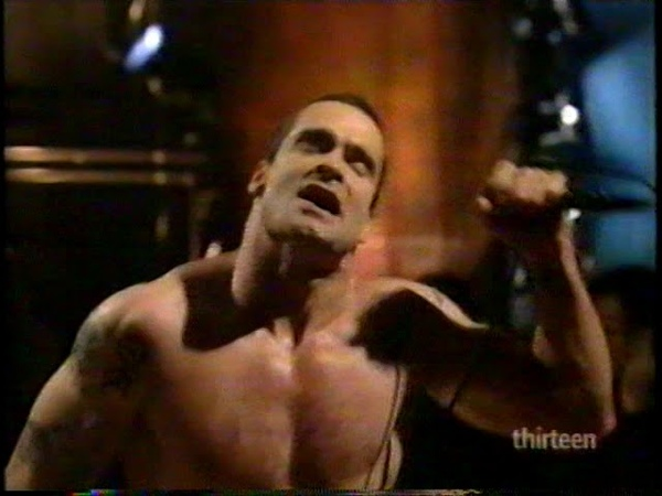 Rollins Band on Sessions at West 54th Street