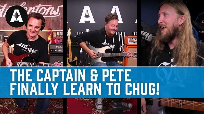 Teaching The Captain Danish Pete How to Chug feat Ola Englund