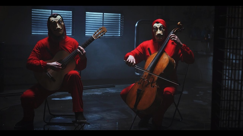 La Casa De Papel My Life Is Going On Cecilia Krull performed by MOZART HEROES Official Video