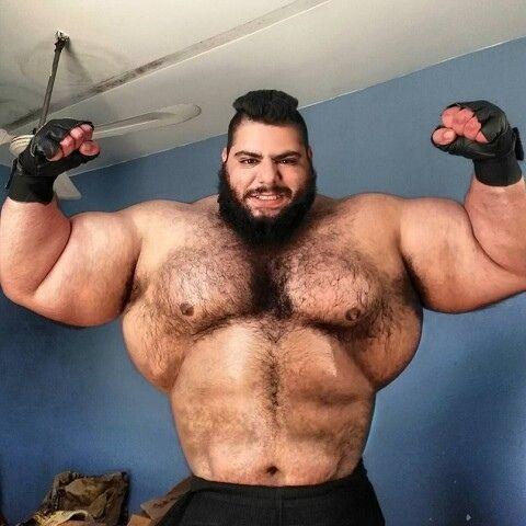 Так выглядят 150 кг сумасшествия