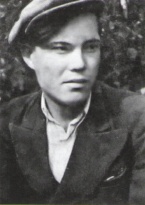 П.И. Удальцов — секретарь подпольного Шелтозерского райкома комсомола