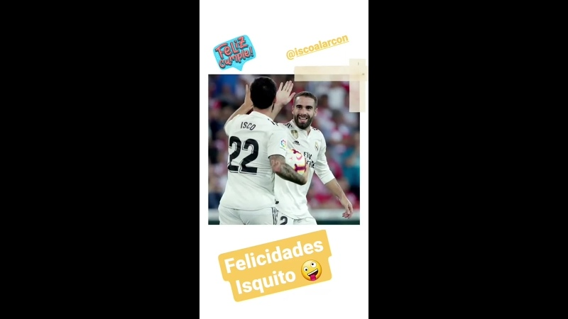 Instagram@realmadrid news