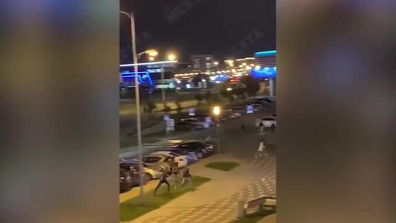 В Минске неизвестные распылили газовый баллончик в лицо ребенку