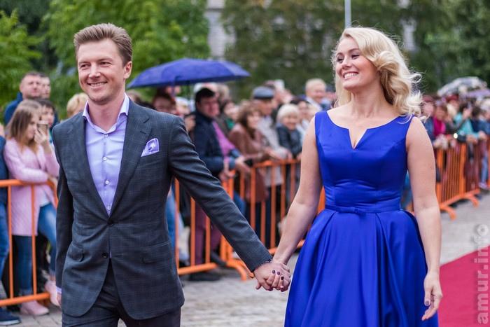 Сергей Мухин и Анастасия Савосина.