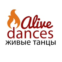 Логотип Живые танцы - движение возвращающее жизнь
