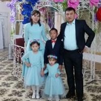Фотография профиля Салтанат Мамыркуловой ВКонтакте