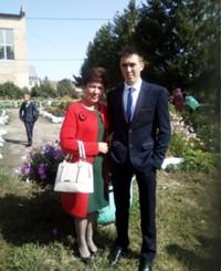 Мусина Люция (Рахимова)
