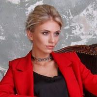 Фотография Аниты Лазаревой
