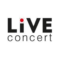 Логотип LiVE concert ( Концертное агенство)