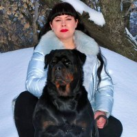 Фотография Оксаны Срыбной ВКонтакте