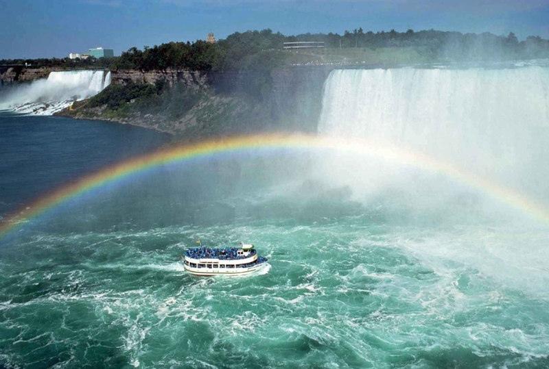 Ниагарский водопад, изображение №7