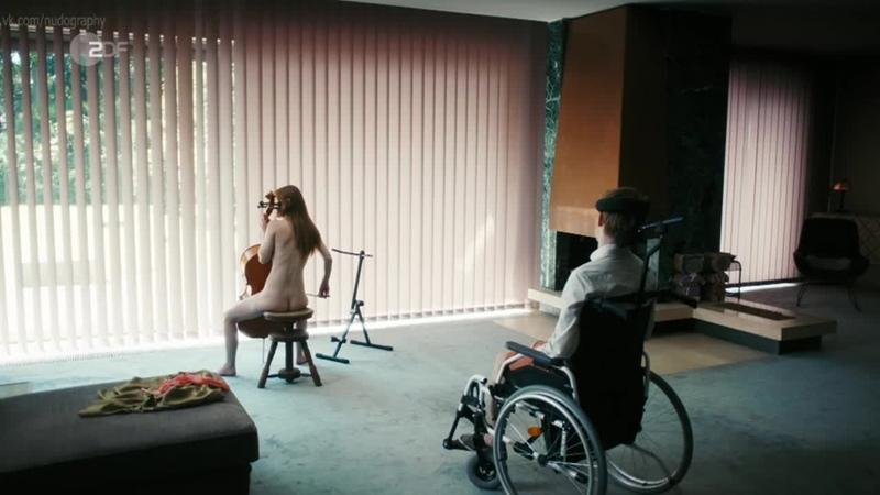 Йозефина Пройс Josefine Preuß Preuss голая в сериале Вина по Фердинанду фон Шираху Schuld 2017 s02e03 HD 720p