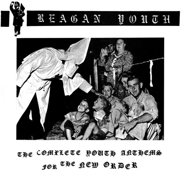 Anytown - Reagan Youth