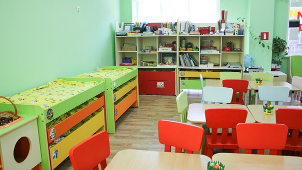 Дежурные группы откроются в нижегородских детсадах...