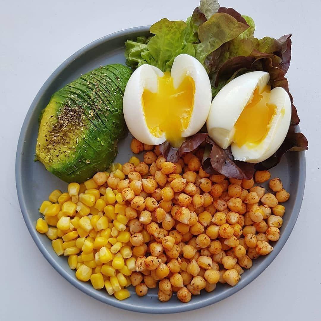 Такие простые и полезные варианты обедов