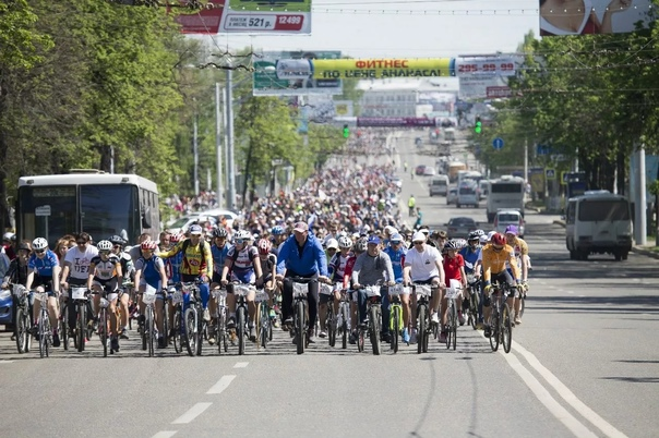 Бегуны и велосипедисты два дня будут перекрывать ц...