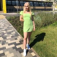 Фотография страницы Dasha Snezhkova ВКонтакте