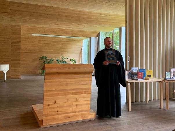 В Выборге открывается факультет православной литературы с...