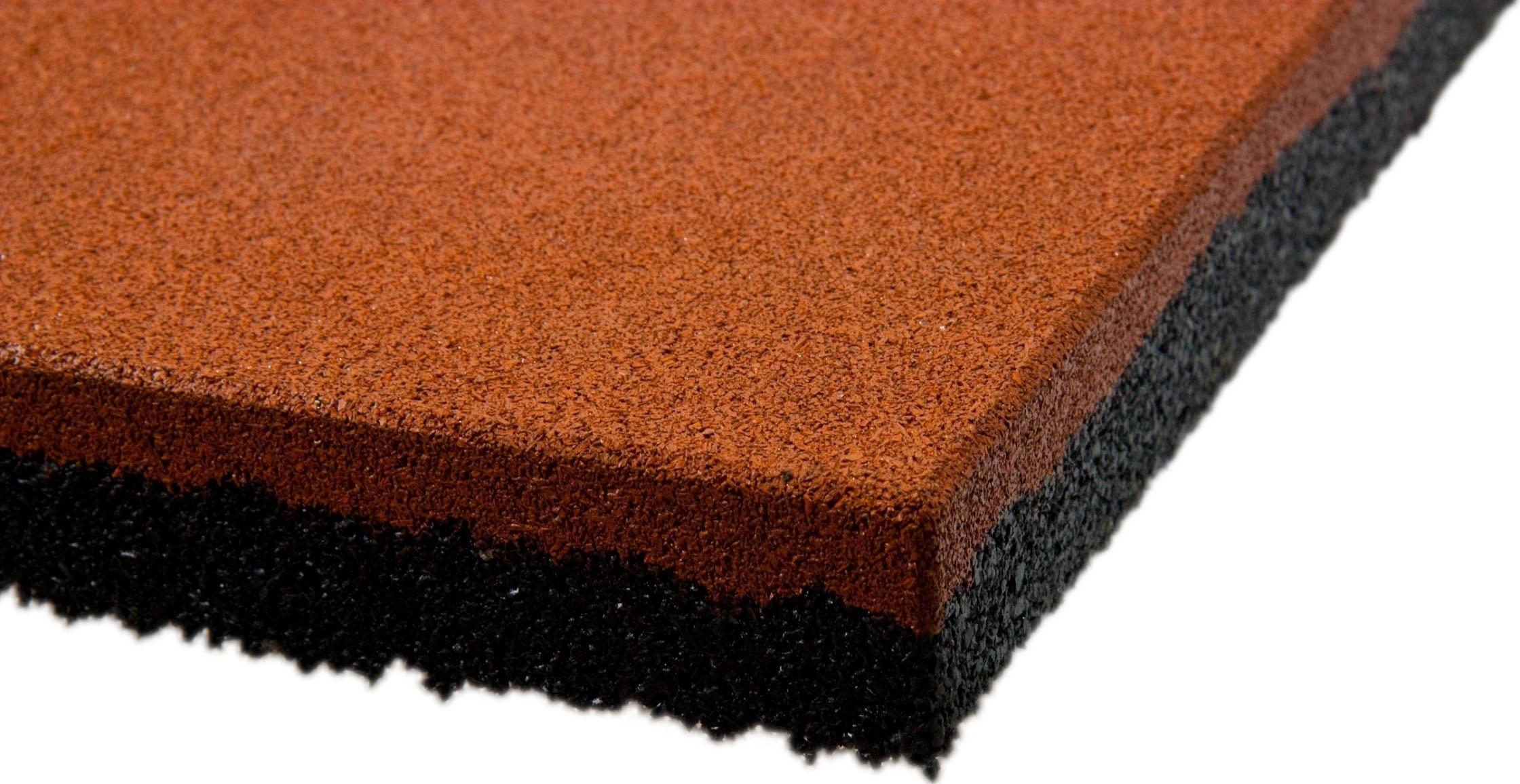 Бизнес-идея: Производство плитки из резиновой крошки Фракционная