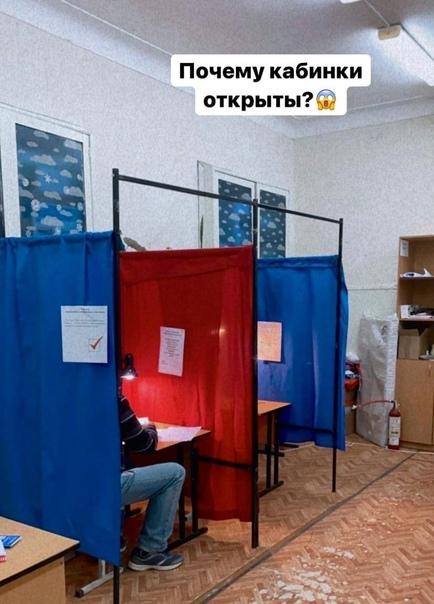 Нижегородка Валерия Чернигина пошла голосовать и з...