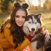 Фотография Анастасии Рядововой ВКонтакте
