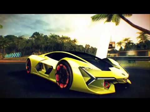 Lamborghini Terzo Millennio Кубок класса А
